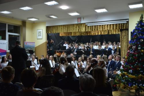 Koncert Szkoły Muzycznej z Domosławic